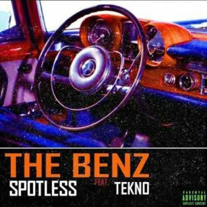 MUSIC: (Starboy) Spotless ft. Tekno – The Benz
