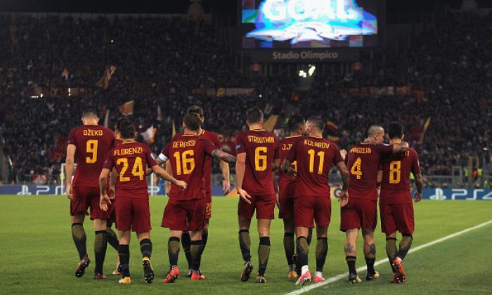 Check Out 4 Times Italian Club, AS Roma Won Nigerians' Hearts
