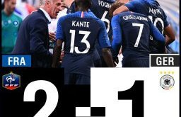France 2 vs 1 Germany (UEFA Nations League) Highlights & Goals