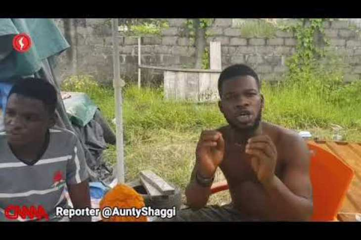 Comedy Video: Brodashaggi And His Body Odour Friend