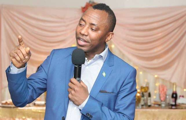 """""""Atiku Is Coming Back To Create A Paradise For Thieves"""" – Omoyele Sowore"""