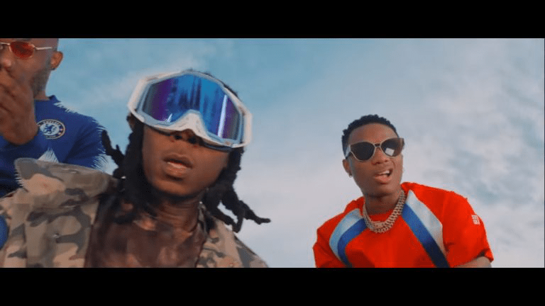 Video: R2bees ft  Wizkid – Supa - Wiseloaded comWiseloaded com