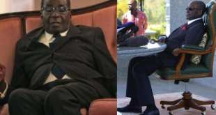 Robert Mugabe Unable To Walk As He Seeks Treatment In Singapore