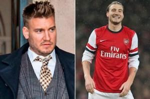Ex-Arsenal Striker, Nicklas Bendtner Sentenced To Prison For This Reason