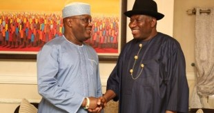 Only Atiku Can Make Us Eat Three Times Daily – Jonathan Says