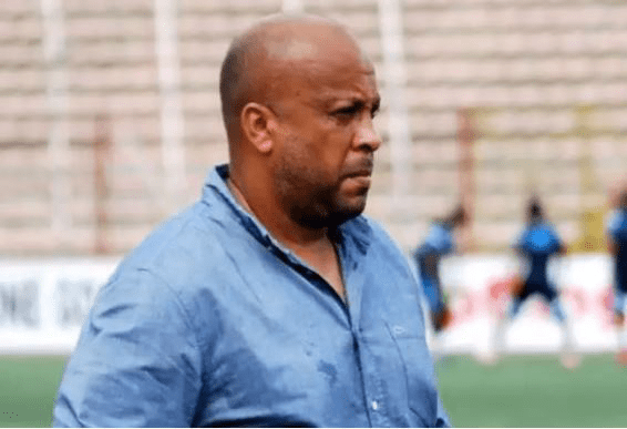 Flying Eagles Head Coach, Paul Aigbogun Arrested In London