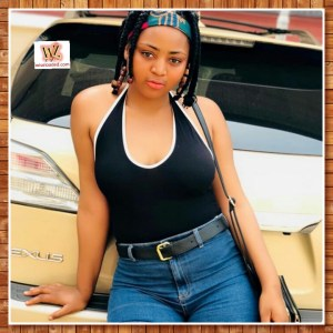 Regina Daniels And Brother Involves In Car Accident