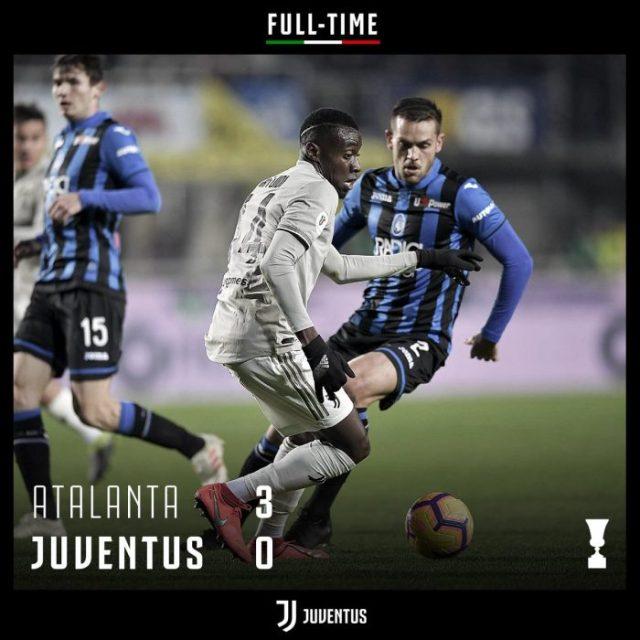 Atalanta vs Juventus 3-0 - Highlights & Goals (Download Video)