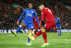 Liverpool vs Leicester City 1-1 - Highlights & Goals