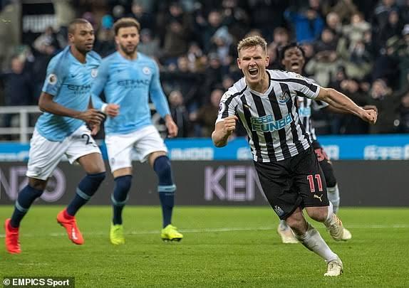 Newcastle vs Manchester City 2-1 - Highlights & Goals