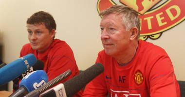 Solskjaer Reveals Why Ferguson Visited Man Utd Training