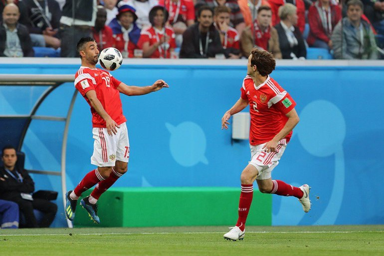 Russia vs Egypt 3-1 Highlight Download