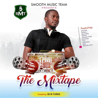 DJ B Tunes - The Mixtape Vol. 4