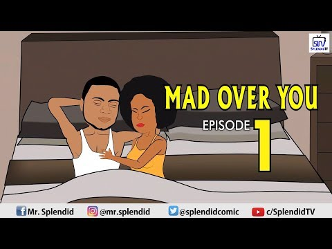 Splendid Cartoon - Mad Over You (Comedy Video)