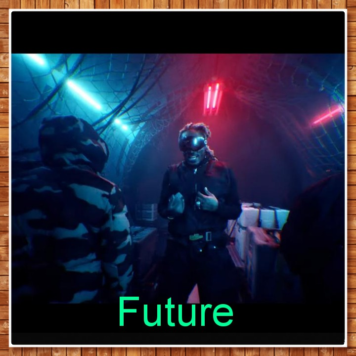 """Future – """"Jumping On A Jet"""""""