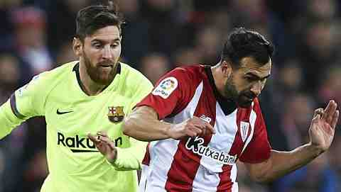Athletic Bilbao vs Barcelona 0-0 - Highlights
