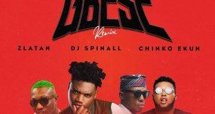 Brainee - Gbese (Remix) ft. Zlatan Ibile, Chinko Ekun & DJ Spinall