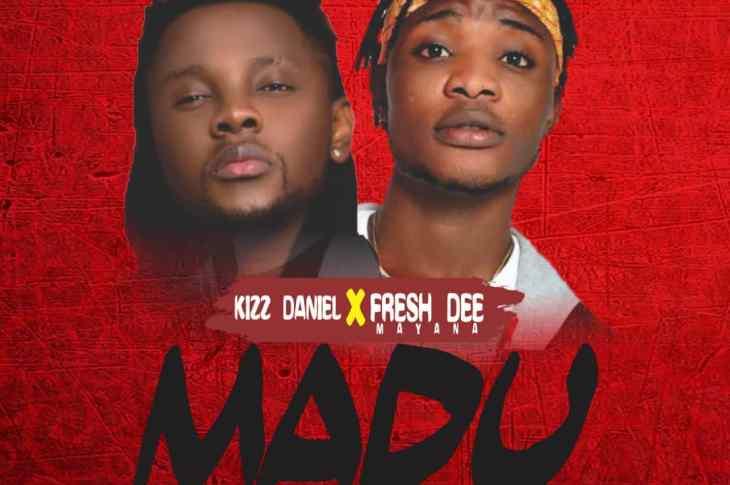 Kizz Daniel x Fresh Dee - Madu (Cover)