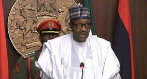 #RevolutionNow: Buhari
