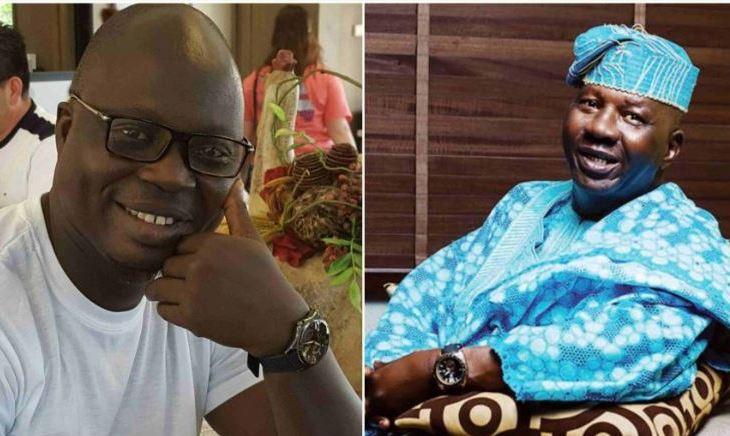 Yoruba Actor, Mr Latin Gives Update On Baba Suwe's Failing Health