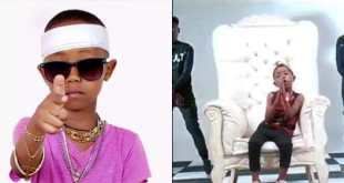 7-year Old Rapper, Fresh Kid To Go To Jail If... (See Details Inside)