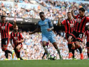 Bournemouth vs Manchester City 0-1 - Highlights & Goals