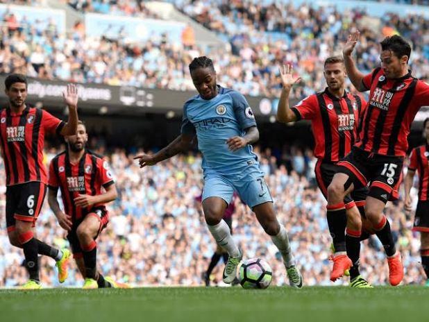 Bournemouth vs Manchester City 0-1 - Highlights & Goals