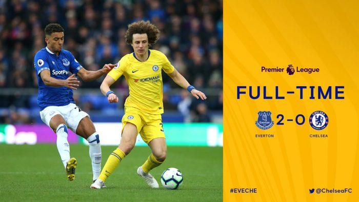 Everton vs Chelsea 2-0 - Highlights & Goals
