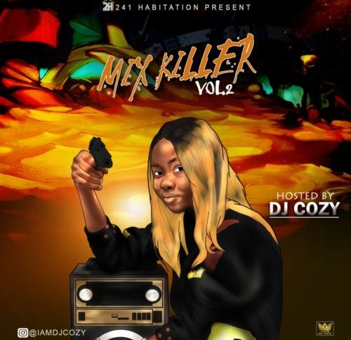 DJ Cozy - Mix Killer Vol. 2 (Mixtape)