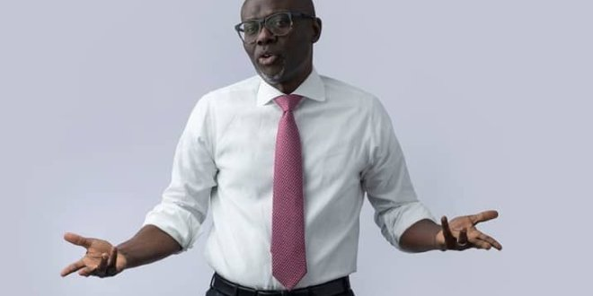 INEC Suspends Voting At Sanwo-Olu's Polling Unit
