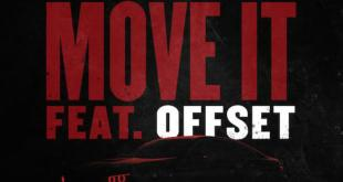 Lil Keed - Move It ft. Offset (Music)