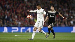 Real Madrid vs Ajax 1-4 (AGG 3-5) - Highlights & Goals