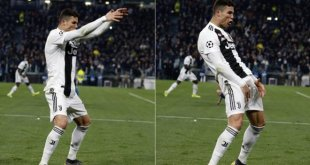 Ronaldo Escapes Ban But To Pay Fine