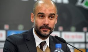 Guardiola Speaks On Man City's 3-2 Defeat To Wolves