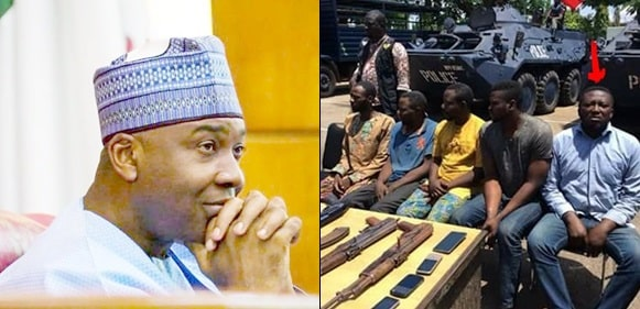 Offa Robbery Suspect Reveals How He Was Tortured, Asked To Implicate Saraki
