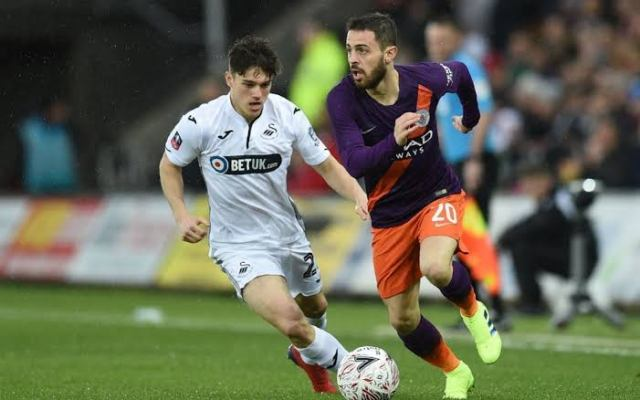 Swansea City vs Man City 2-3 - Highlights & Goals