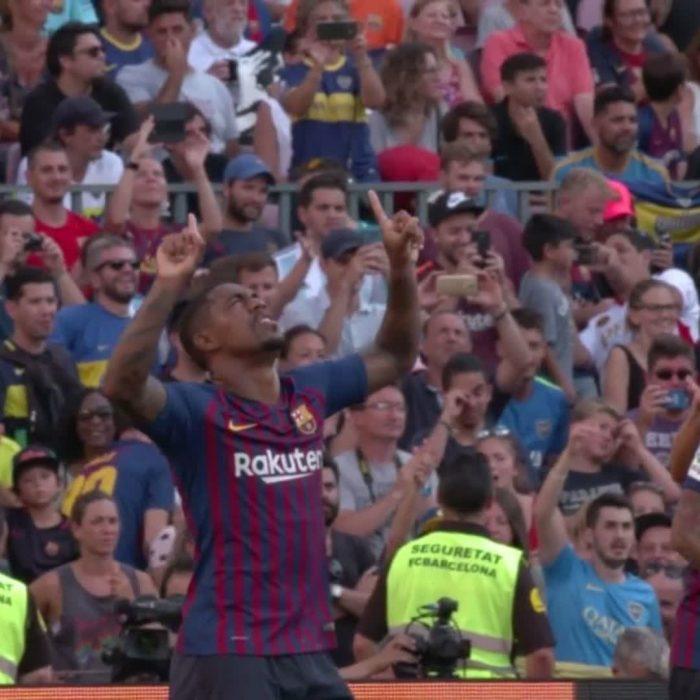 Villarreal vs Barcelona 4-4 - Highlights & Goals