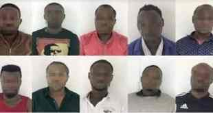 Court Sentenced 8 Nigerians To Death In UAE For Robbery