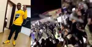 Soldiers Rescued Zlatan Ibile After Being Beaten By Cultists (Video)