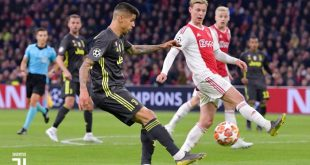 Ajax vs Juventus 1-1 - Highlights & Goals