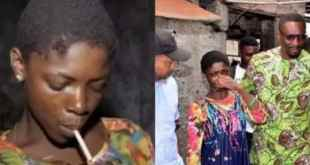 Lizzy, The Girl Rescued By Pastor Tony Rapu Real Identity Revealed