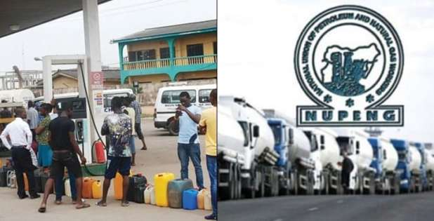 There Is Enough Fuel In Circulation, Stop Panic Buying - NUPENG