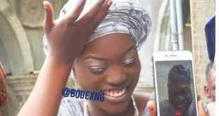 Nigerian Couple Gets Married Via Video Call (Photos)