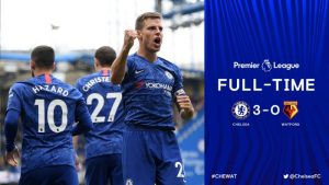 Chelsea vs Watford 3-0 - Highlights & Goals