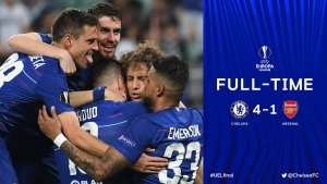 Chelsea vs Arsenal 4-1 Highlights & Goals (Download Video)