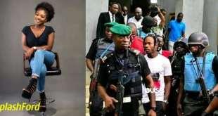 Nigerian Lady Says EFCC Should Kill Naira Marley (Photos)