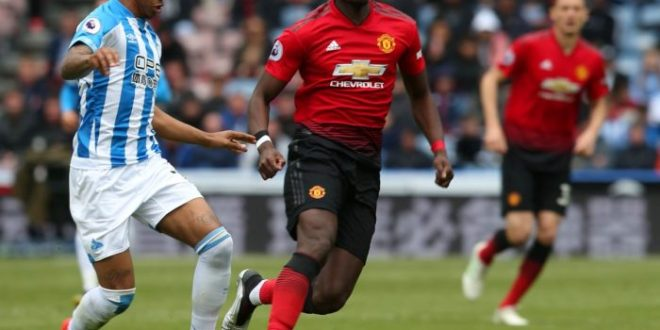 Huddersfield vs Manchester United 1-1 - Highlights