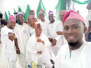 Inauguration Of The 4th Session Of Nigerian Youth Parliament (Photos)