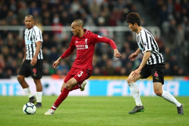 Newcastle United vs Liverpool 2-3 - Highlights & Goals