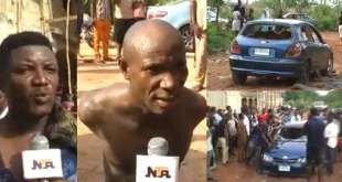 Pastor Sends Kidnappers To Abduct Another Pastor In Edo (Video)